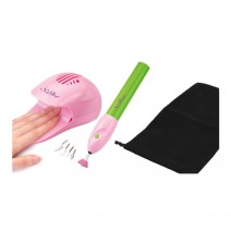 H-195 NAIL POLISHER WITH NAIL DRYER