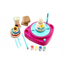 H-199  FUN POTTERY SPINNING MACHINE