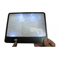 H-201 BOOKLIGHT WITH MAGNIFIER